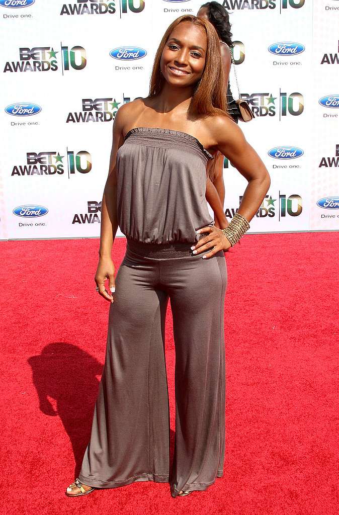 Pictures From BET Awards