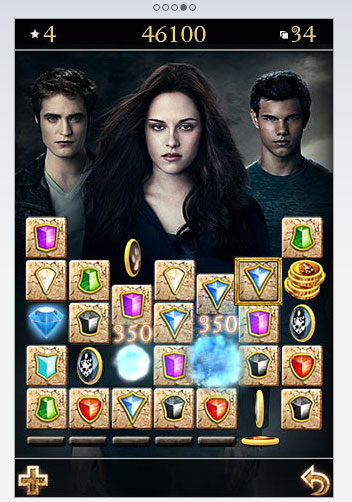 The Twilight Saga Memory Quest