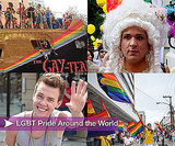 Pictures of Gay Pride Parades Around the World