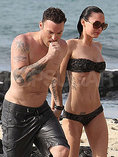 Megan Fox and Brian Austin Green Are Married