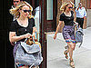 Pictures of Rachel McAdams Leaving Hotel