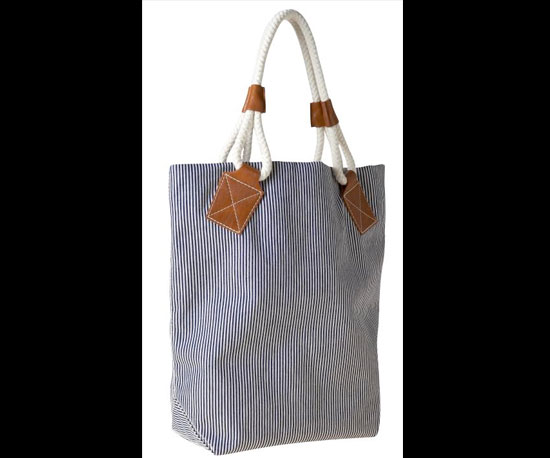 Gap Nautical Tote Bag ($40)