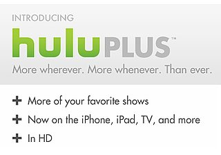 Hulu Plus Subscription Service