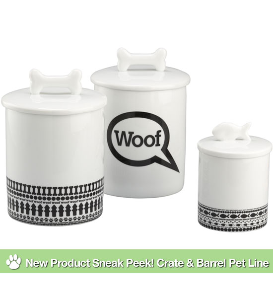 Crate & Barrel Pet Products