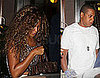 PIctures of Jay-Z and Beyonce Out in NYC