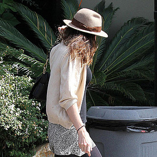 Guess Which Actress Is Wearing a Wide-Brimmed Hat?