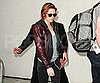 Picture of Eclipse Star Kristen Stewart Arriving at LAX