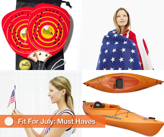 Fit For July: Must Haves