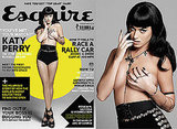 Pictures of Katy Perry Topless — Full Photoshoot From Esquire UK Magazine August 2010