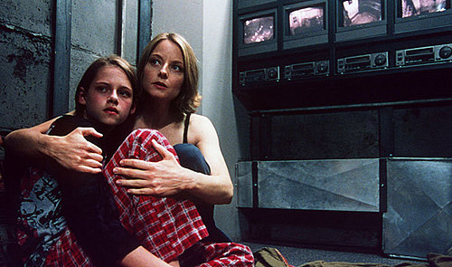 Video Clip of Kristen Stewart in Panic Room With Jodie Foster
