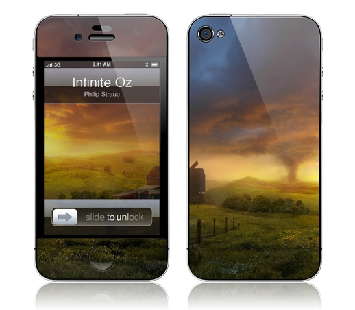 Photos of iPhone 4 GelaSkin Covers
