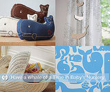 Whale Themed Nursery Decor
