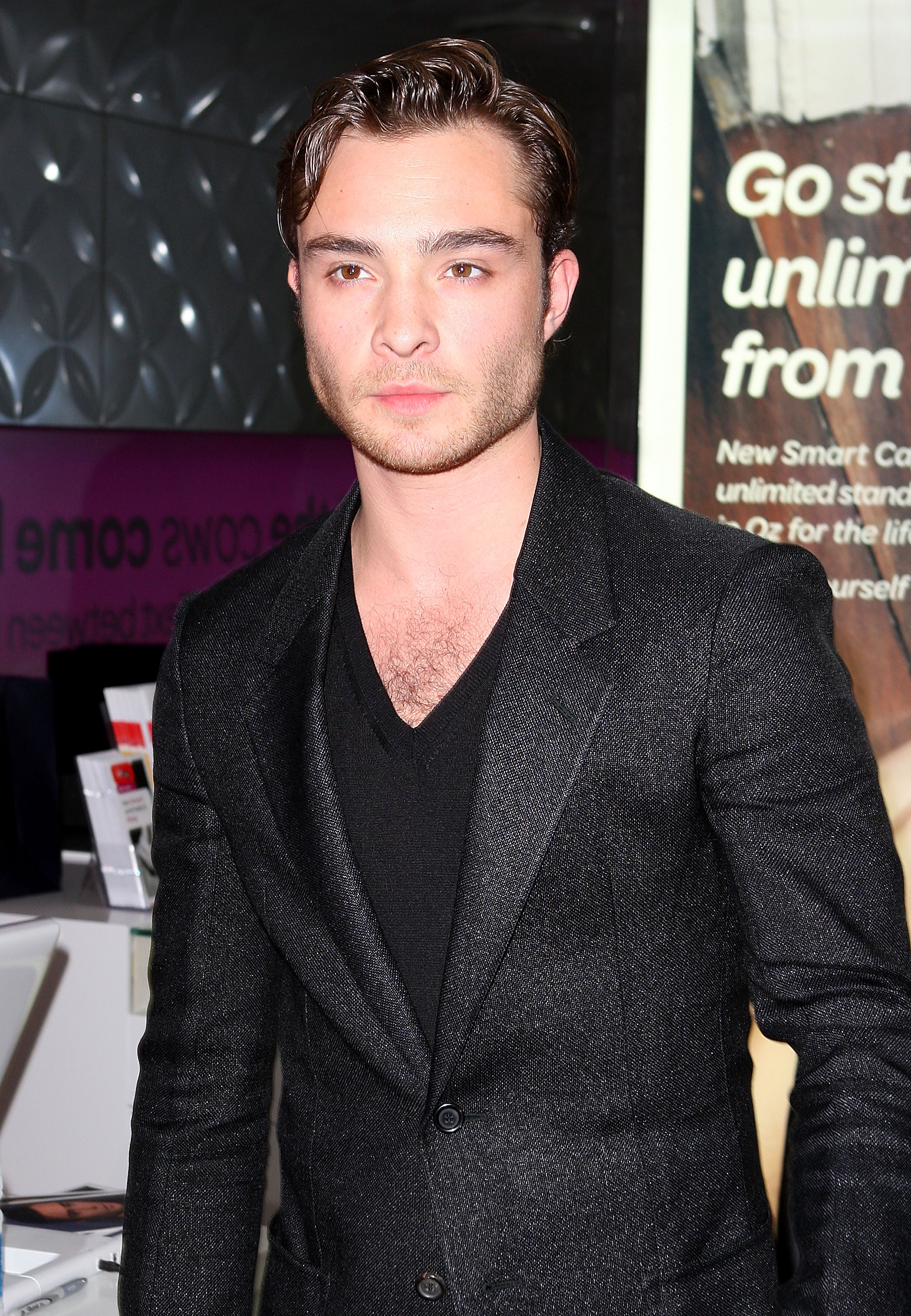 Pictures of Ed Westwic... Ed Westwick Single