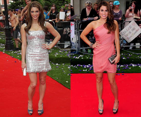 Photos of Ashley Greene and Nikki Reed at the London Premiere of Eclipse