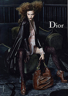 Karlie Kloss stars in Dior's autumn/winter 2010-2011 campaign