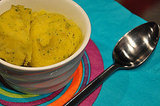 Simple Mango Mint Sorbet Recipe