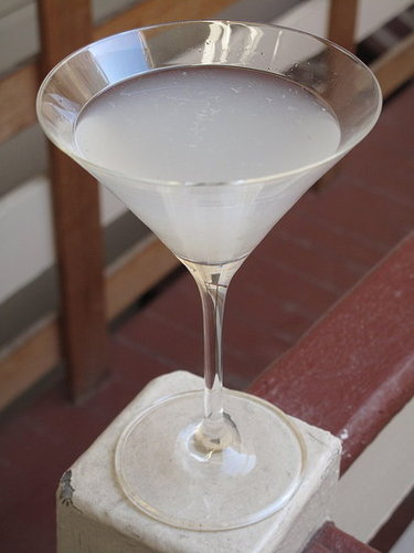 Rambutan Martini Cocktail Recipe
