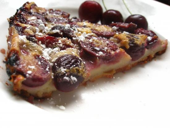 Cherry Clafouti