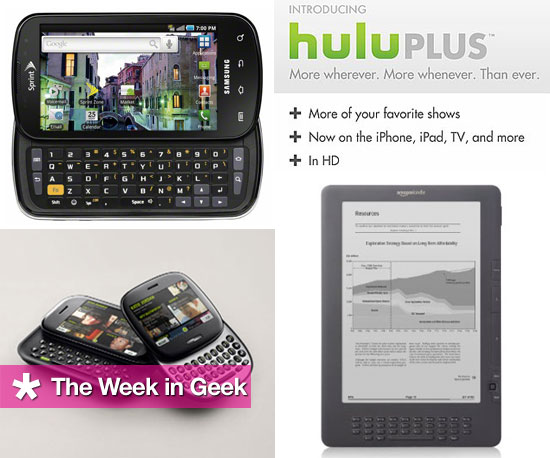 Top News This Week on GeekSugar 2010-07-03 04:00:00