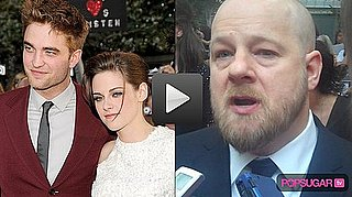 Eclipse Director David Slade Confirms That Robert Pattinson and Kristen Stewart are Dating At The Twilight Eclipse Premiere