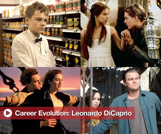 Career Evolution: Leonardo DiCaprio