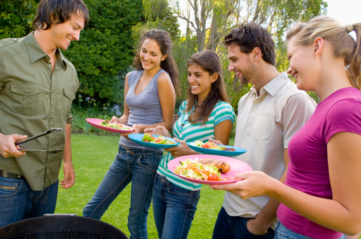 Know how many people you'll be grilling for.