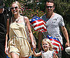 Slide Picture of Kate Bosworth on Fourth of July