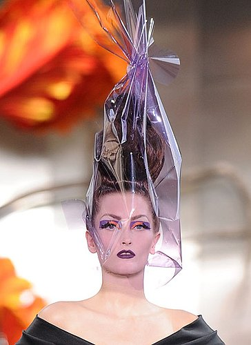 Beauty Looks from 2010 Christian Dior Autumn Haute Couture Show