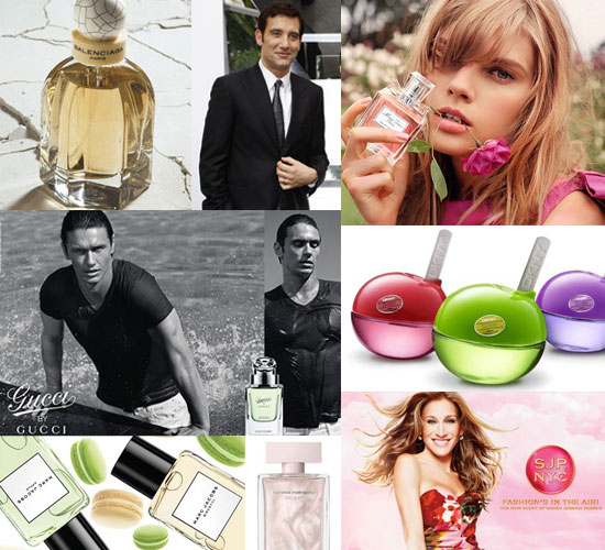 And the 2010 Bella Fragrance Award Winners Are . . .
