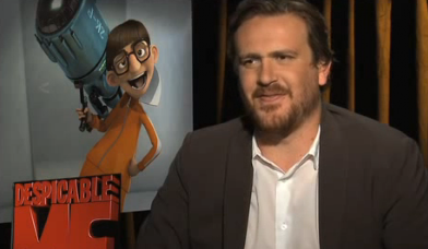 Jason Segel Talks Getting Naked in Exclusive Interview