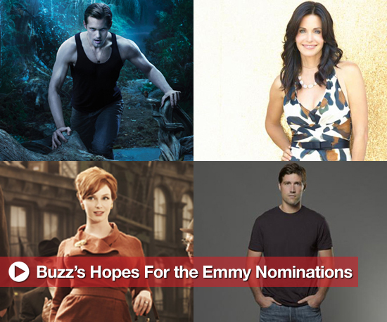 Buzz's Hopes For the Emmy Nominations