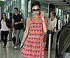 Slide Picture of Victoria Beckham at Nice Airport