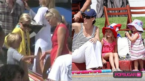 Video of Celebrities on Fourth of July 2010-07-06 10:32:38