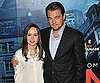 Slide Picture of Leonardo DiCaprio and Ellen Page at Inception Photo Call in London