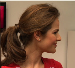 How to Create a Messy Ponytail Video 2010-07-08 13:00:24