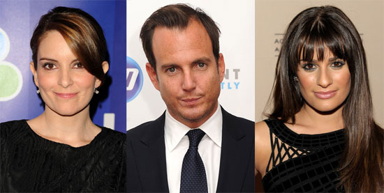 Will Arnett, Lea Michele, Jane Krakowski on Scoring Emmy Nominations