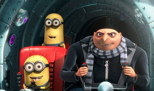 Movie Review of Despicable Me With Steve Carell 2010-07-09 07:30:00