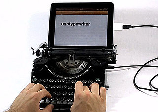 Is This iPad Typewriter Real or Fake?