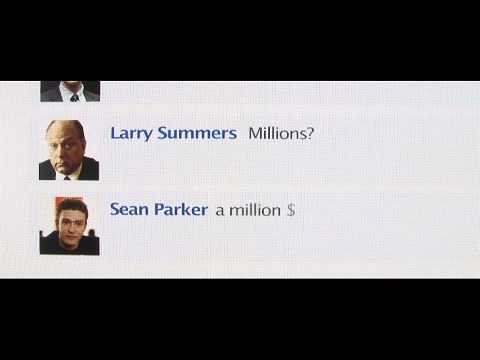 New Trailer For the Facebook Movie, The Social Network