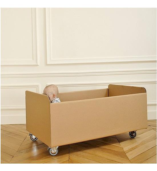 Cardboard Cot
