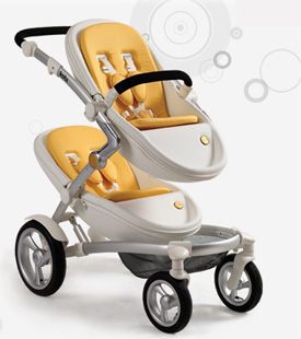 Stroller Rumble Seats