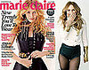 Pictures of Vanessa Paradis in Marie Claire