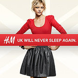 H and M Goes Online in the UK for Shopping From September 2010