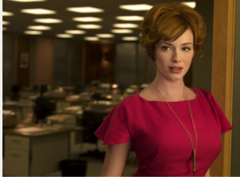 Joan, Mad Men
