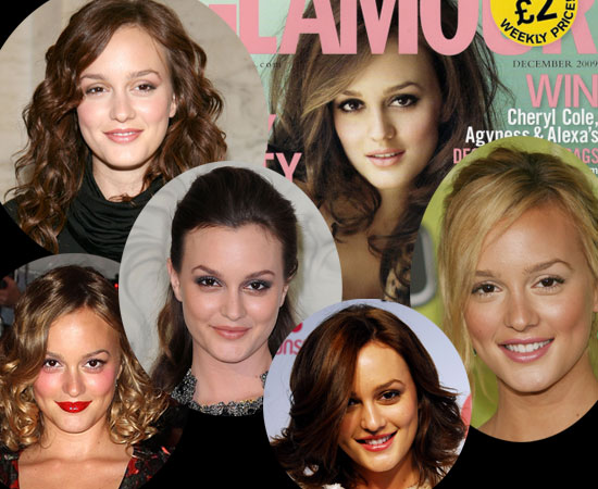 Leighton Meester: Then and Now