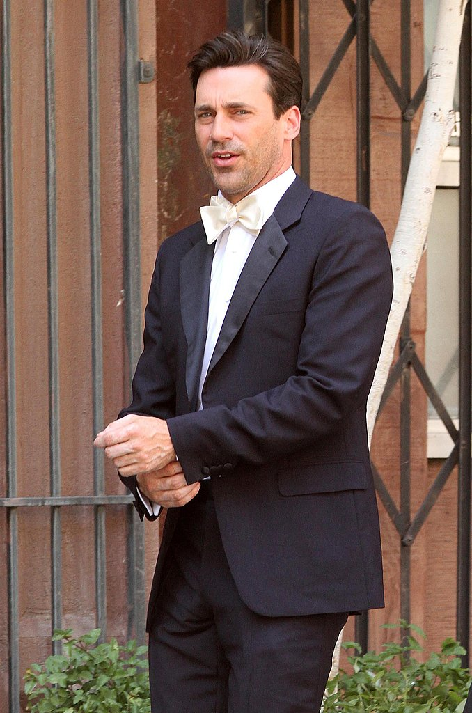 Pictures of Jon Hamm at Photo Shoot