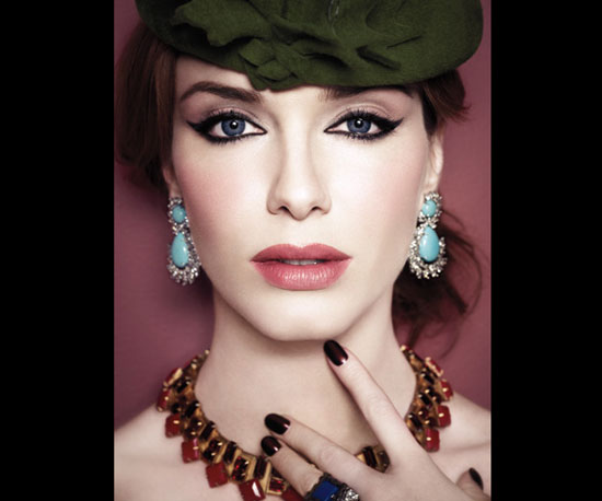 Christina Hendricks LA Times Magazine Photos
