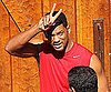 Slide Picture of Will Smith in a Red Tank Top