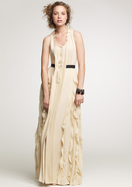 Sneak Peek! J.Crew Wedding Collection, Fall '10