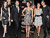 Inception Cast in Paris For Premiere, Leonardo DiCaprio, Tom Hardy, Ellen Page, Cillian Murphy 2010-07-12 16:30:52
